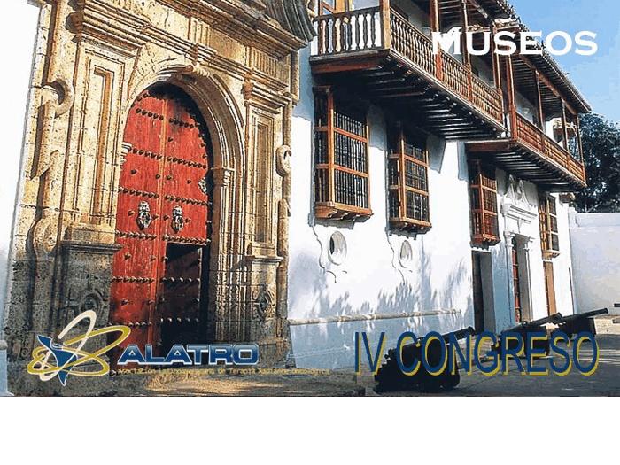 MUSEOS CARTAGENA DE INDIAS