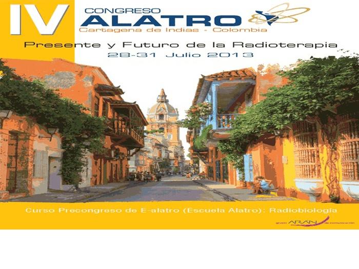 IV CONGRESO DE ALATRO